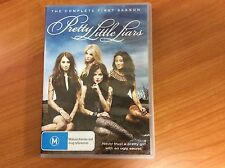 Pretty Little Liars - The complete 1st Season  - Region 4DVD Excellent Condition