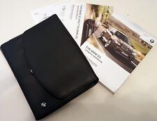 Genuine BMW X5 X6 & M SERIES 2010–2013 Manual Owners Handbook WALLET navigation