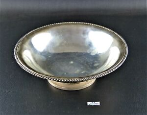 Bowl - .835 silver - Jakob Grimminger - Germany - early 20th century