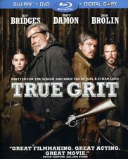 True Grit [New Blu-ray] With DVD, Widescreen, Ac-3/Dolby Digital, Digital Copy
