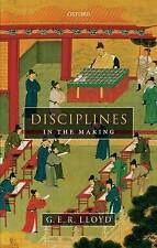 Disciplines in the Making: Cross-Cultural Perspectives on Elites, Learning, and…