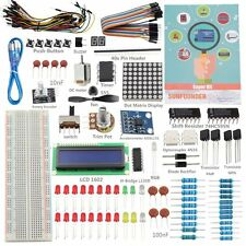 Sunfounder Project Super Starter Kit for Arduino UNO R3 Mega2560 Mega328 Nano