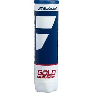 BABOLAT CHAMPIONSHIP GOLD TENNIS BALLS 12 DOZEN  (144 BALLS IN TOTAL)