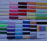 Grosgrain Ribbon- Over 50 colours, various widths (wedding, crafts, sewing)