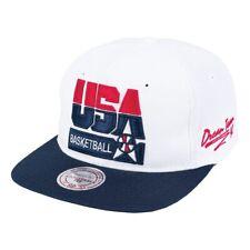New Mitchell & Ness Team USA Basketball 1992 Dream Team Adjustable Snapback Hat