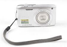 Nikon COOLPIX S3300 16.0MP Digital Camera w/ Battery