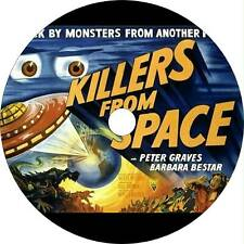 Killers from Space (1954) Sci-Fi Movie / Science Fiction Film on Dvd