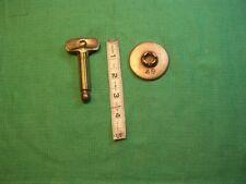 Evinrude rowboat motor transom screw & Pad