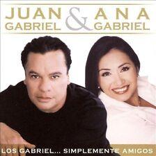 SIMPLEMENTE AMIGOS by Juan Gabriel Con Ana Gabriel