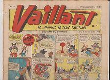 VAILLANT n°161 du 7 juin 1948 - TBE