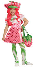 Toddler Deluxe Strawberry Shortcake Costume - Strawberry Shortcake Costumes