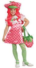 Toddler Deluxe Strawberry Shortcake Costume - Strawberry Shortcake Costumes