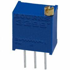 "Bourns 3299W 3/8"" Square 200Ω Vertical Trimpot Preset Resistor"