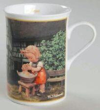 M.I. Hummel Fine Porcelain Collector Mug June -Doll Bath - No Box