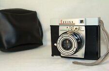 camera CORINA,Druopta in Czechoslovakia,6x6 and 4x6cm.,120 film
