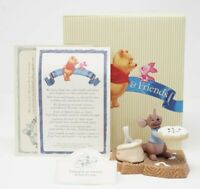 Roo Disney Pooh & Friends I Stirred In An Extra Bit Of Love For You Figurine