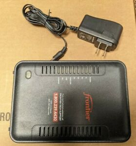 Tested Netgear ADSL2+ Modem Router B90-755044-15 model 7550 Frontier With Power