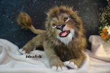 lion cub King 10.92in artist  Irina Fedi