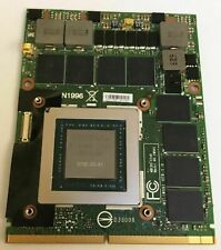 MSI  GT72S GT80 GTX 980M Graphics Video Card N16E-GX-A1 8GB MS-1W0H1