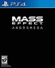 Mass Effect: Andromeda ***used only once*** (Sony PlayStation 4, 2017)