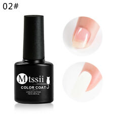 6 Colors Poly UV Gel Acrylic Nail Enhancement Extended Tips Dual Form 7ML