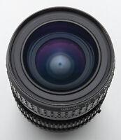 Pentax-A SMC Zoom 24-50mm 24-50 mm 1:4 4 - Pentax PK