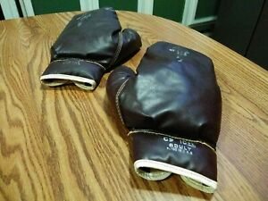 Vintage Boxing Gloves C9 10oz Adult Made in USA