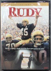 "RUDY (2018: DVD) BRAND NEW / SEALED ""REGION 1 NTSC)"