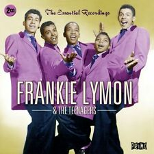Frankie Lymon & The Teenagers ESSENTIAL RECORDINGS Best Of 40 Songs NEW 2 CD