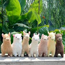 Kawaii Alpaca Llama Arpakasso Soft Plush Toy Doll Gifts Cute Kid Stuffed Animal