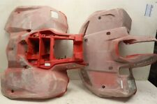 Suzuki King Quad 400A 13 Fender Set  25947
