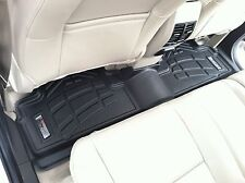 Second Row Floor Mat in Black for 2013 - 2017 Ford Escape
