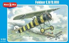 Mikromir 32001 German monoplane fighter Fokker E.V/D.VIII 1/32