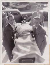 BUSBY BERKELEY Arraigned Manslaughter L.A. Court * VINTAGE 1936 press photo