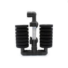 Nuevo filtro de Tanques de Peces Acuario Peces Tanque De Aire Filtro de esponja bioquímica