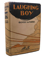 Oliver La Farge LAUGHING BOY  1st Edition Early Printing