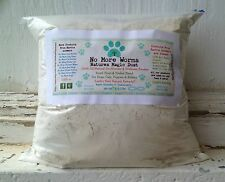 2 LB BULK DOG OR CAT De-wormer 100% NATURAL Parasite Control