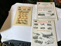1973/4, 75, 77 Miniature Toys Incorporated Die Cast Vehicles Cars Catalog (3)
