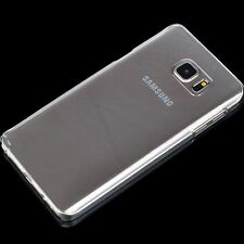 For Samsung Galaxy Note 5 N920 Hard Lucid Crystal Clear Case Thin Skin Cover