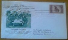 First day of issue, 1948 Honoring the Rough Riders, Scott # 973
