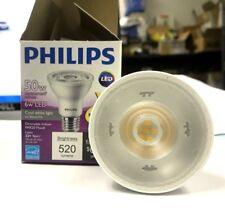 PHILLIPS 6W LED PAR 20 4000K DIMMABLE  -50W EQUIVALENT(6PACK) 520 LUMENS