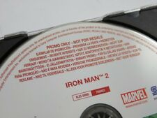 Iron Man 2 - PROMO not for resale PRESS PS3 playstation sony