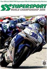 FIM Supersport World Championship - review 2006 (New DVD) Motorcycle Bike Sport