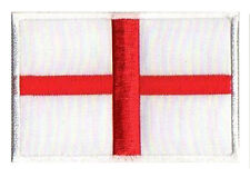 Patche thermocollant ecusson patch England Angleterre english flag 85 x 55 mm