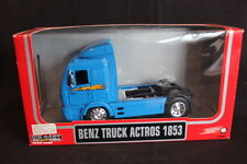 Speedy Power Mercedes-Benz Actros Truck 1:32 Metallic Blue (JS)