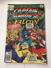 Captain America and The Falcon #217 January 1977 Bagged Marvel Comic