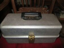 Vintage Umco Aluminum- 103A - 3 Tray Tackle Box
