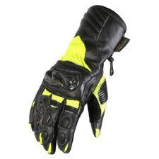 Gants noirs taille L articulation pour motocyclette