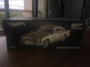 JAMES BOND 007 Aston Martin DB5 Neuve 1/18  HotWheels Elite