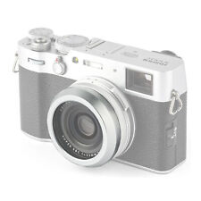NiSi UHD UV Protective Filter for Fujifilm X100/X100S/X100F/X100T/X100V (Silver)